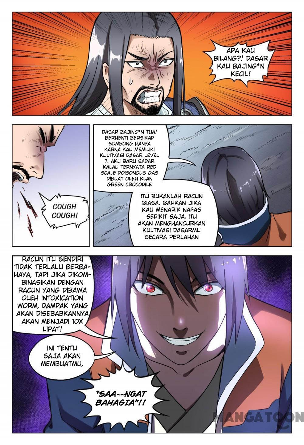 Deity's Path through Ten Thousand Worlds: Chapter 111 - Page 3