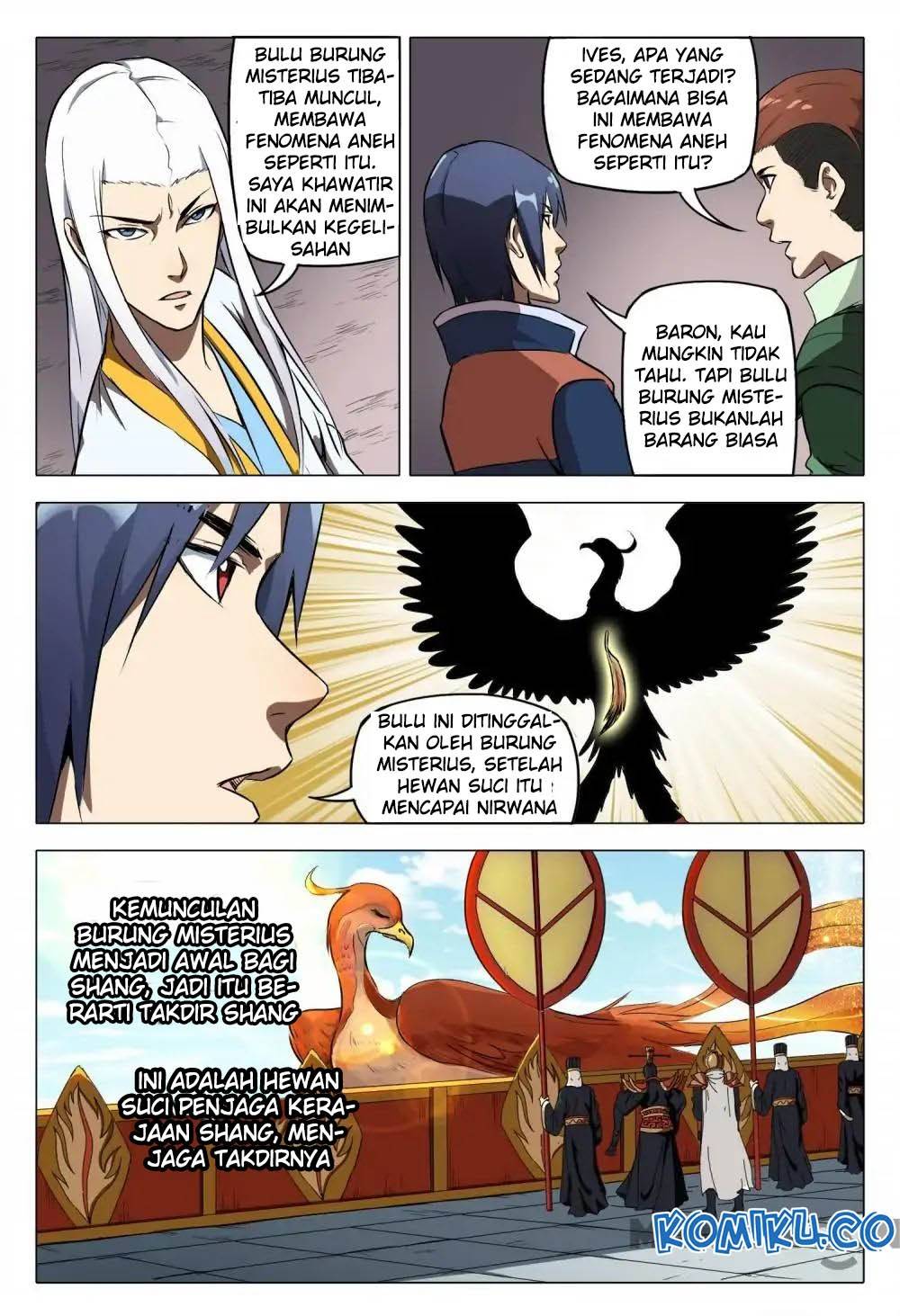 Deity's Path through Ten Thousand Worlds: Chapter 113 - Page 5