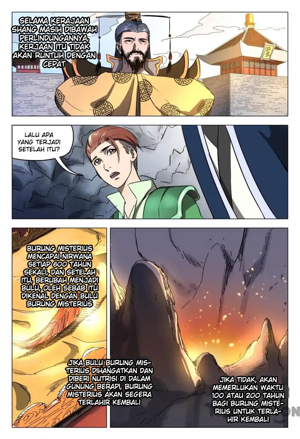 Deity's Path through Ten Thousand Worlds: Chapter 113 - Page 6