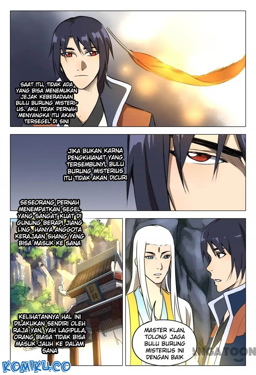 Deity's Path through Ten Thousand Worlds: Chapter 113 - Page 8