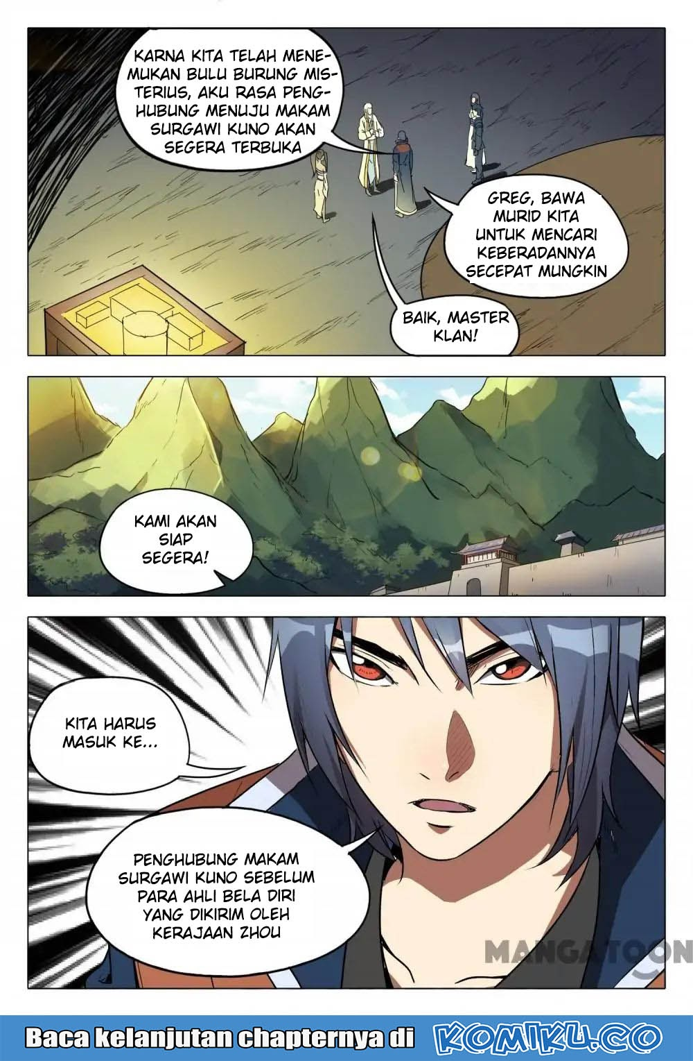 Deity's Path through Ten Thousand Worlds: Chapter 113 - Page 13