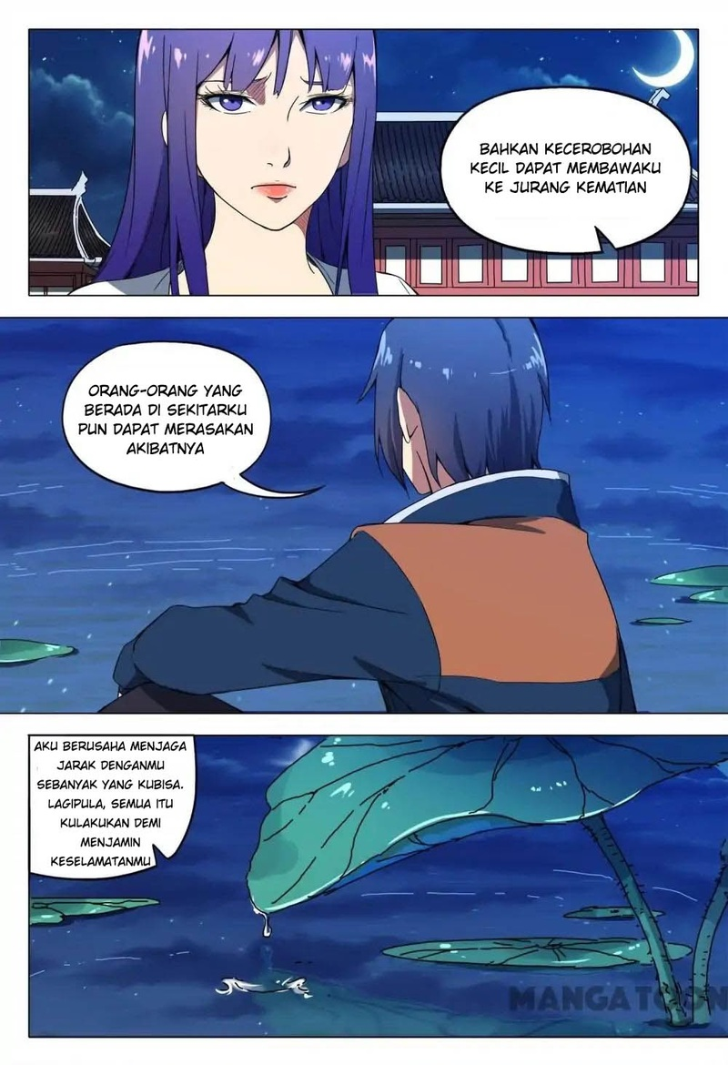 Deity's Path through Ten Thousand Worlds: Chapter 123 - Page 9