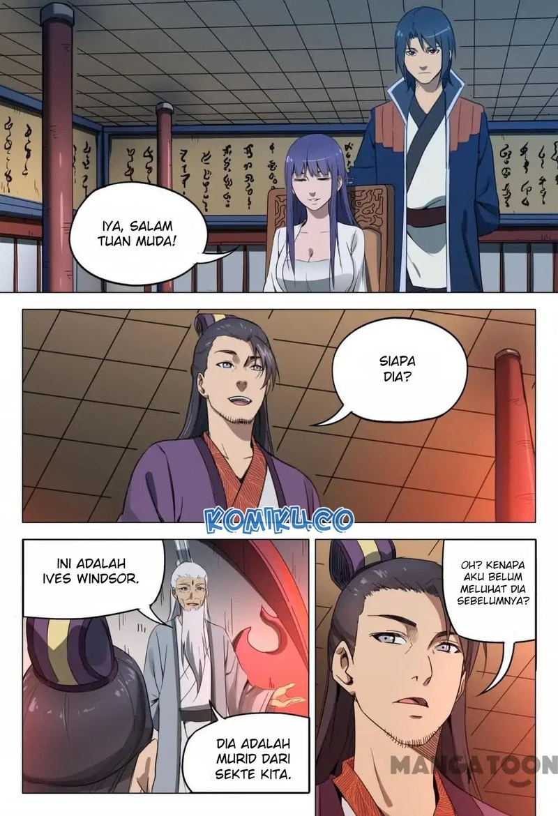 Deity's Path through Ten Thousand Worlds: Chapter 125 - Page 7