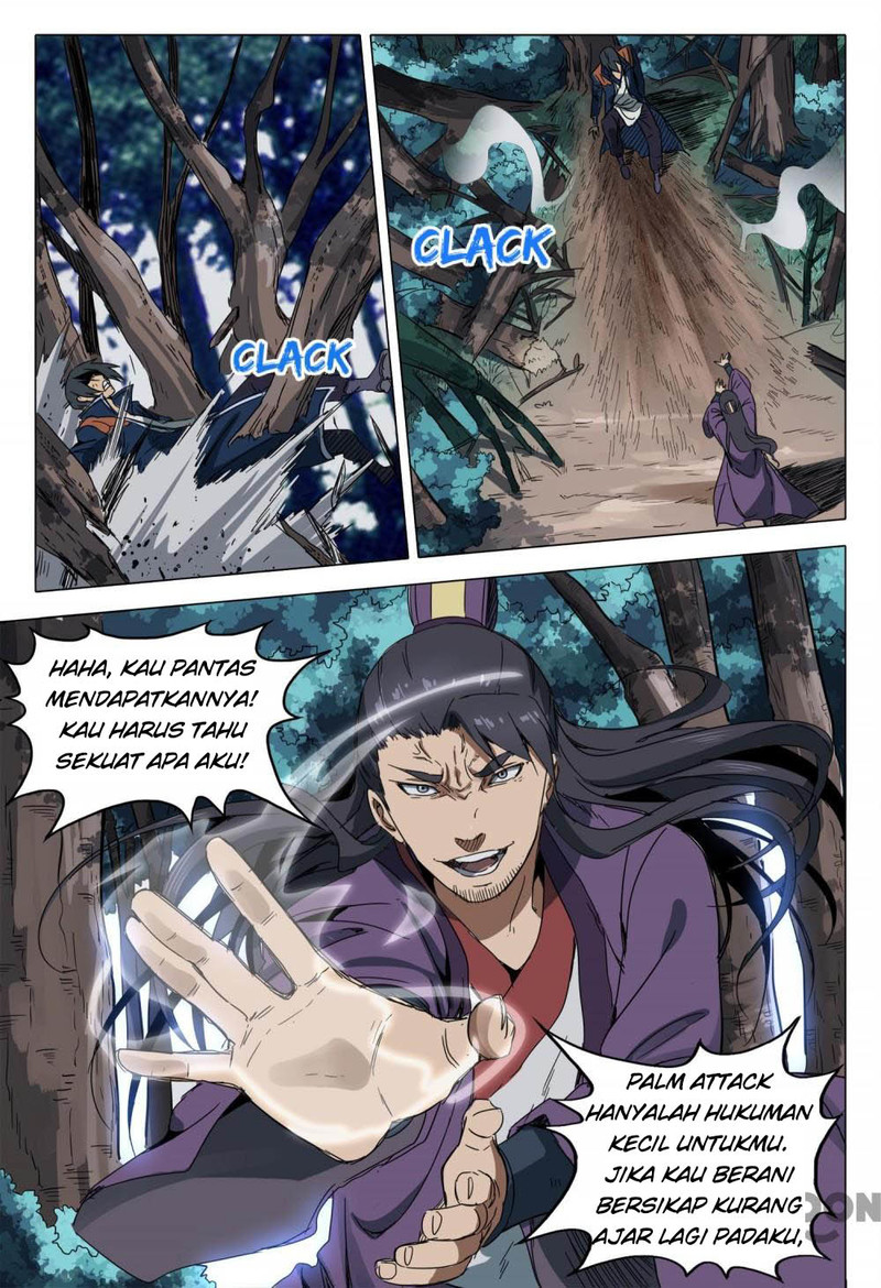 Deity's Path through Ten Thousand Worlds: Chapter 128 - Page 7
