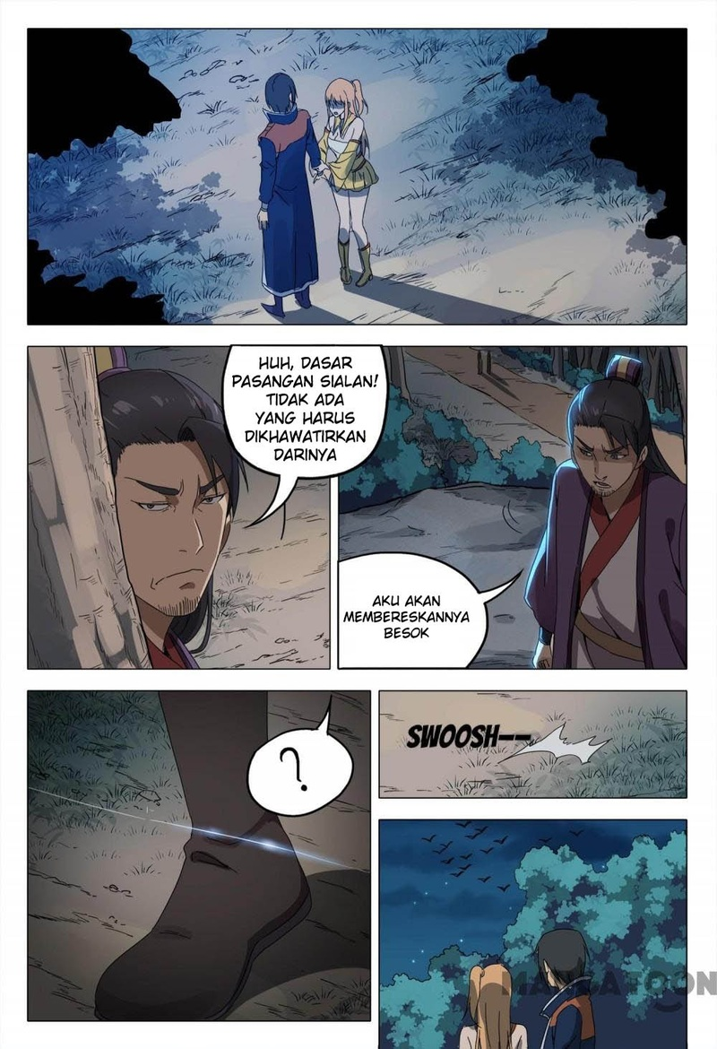Deity's Path through Ten Thousand Worlds: Chapter 130 - Page 6