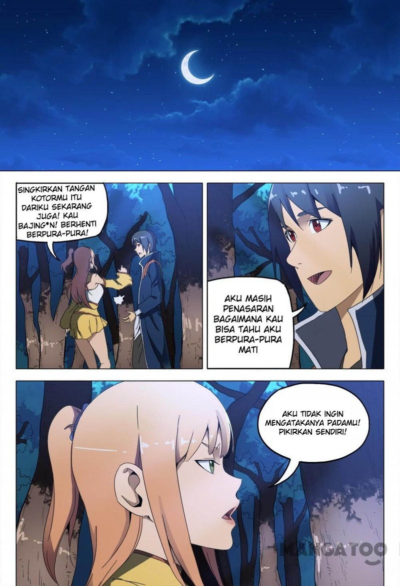 Deity's Path through Ten Thousand Worlds: Chapter 130 - Page 2