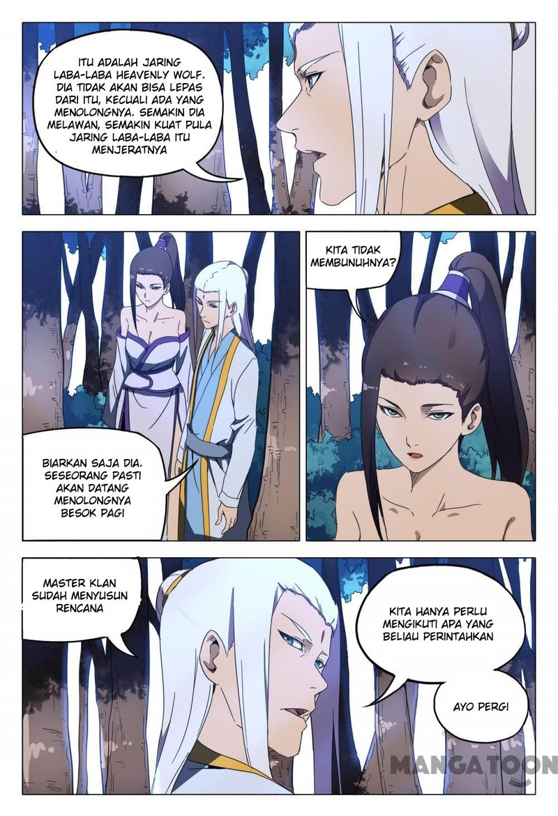 Deity's Path through Ten Thousand Worlds: Chapter 130 - Page 9