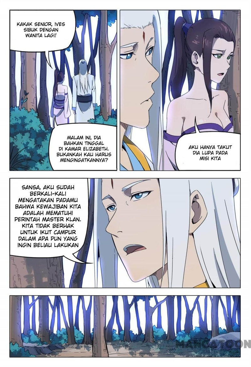 Deity's Path through Ten Thousand Worlds: Chapter 130 - Page 10