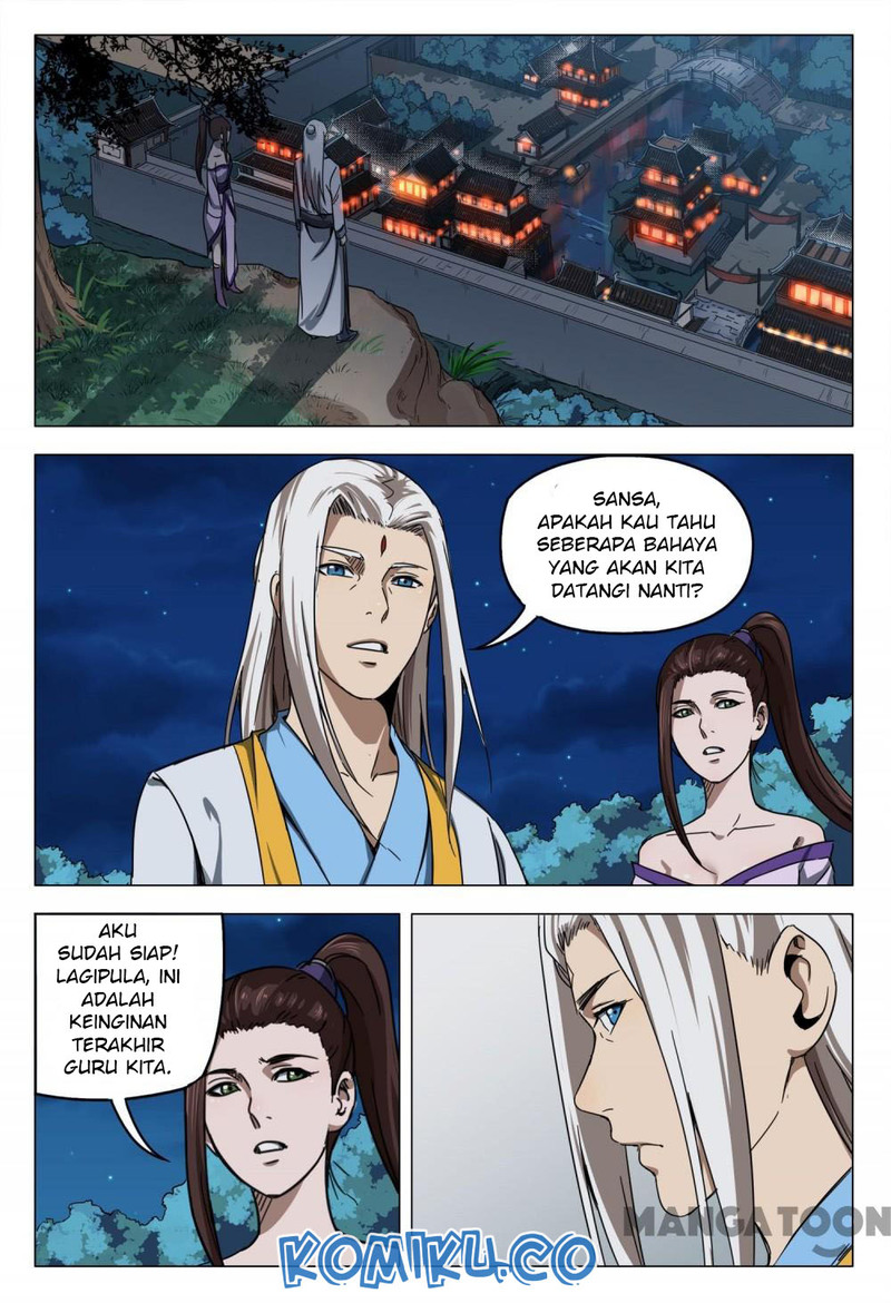 Deity's Path through Ten Thousand Worlds: Chapter 133 - Page 7