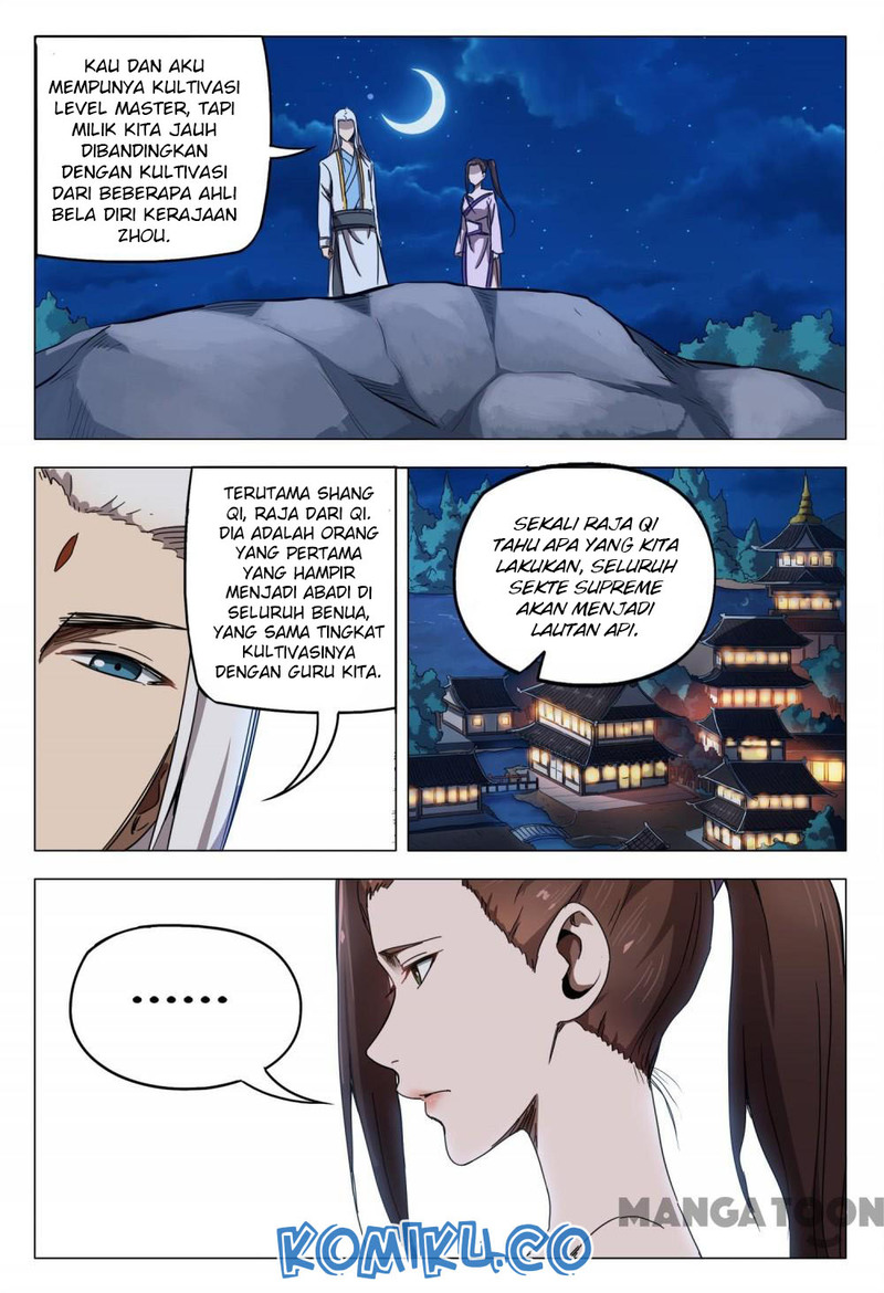 Deity's Path through Ten Thousand Worlds: Chapter 133 - Page 8