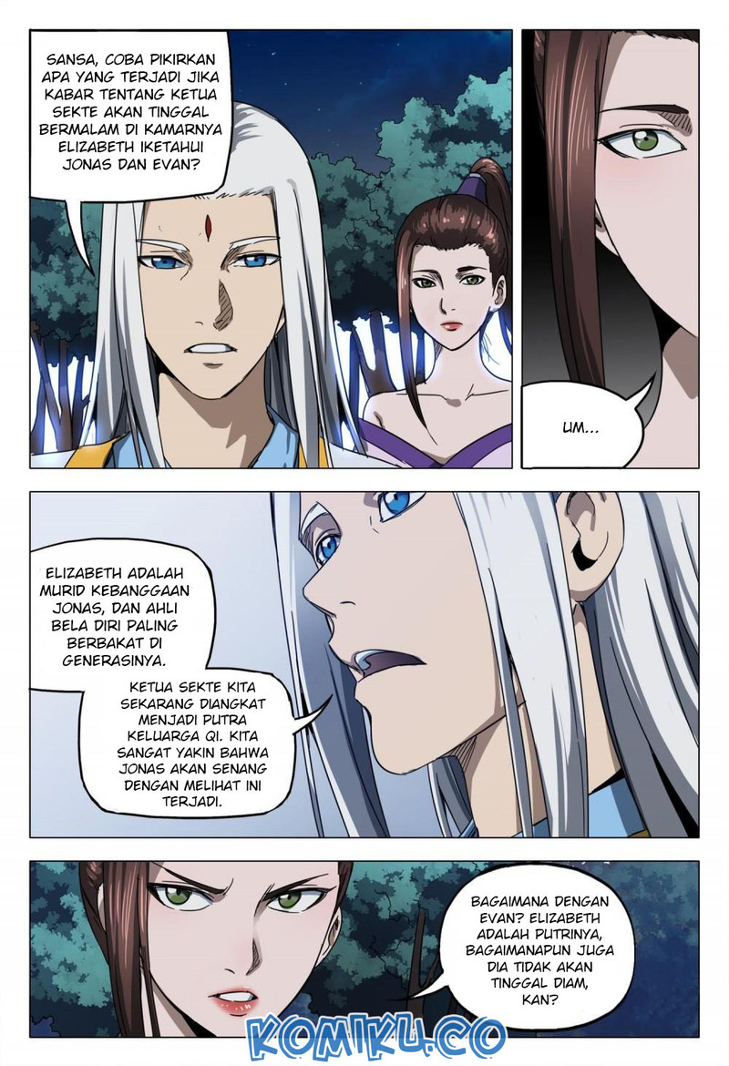Deity's Path through Ten Thousand Worlds: Chapter 133 - Page 10