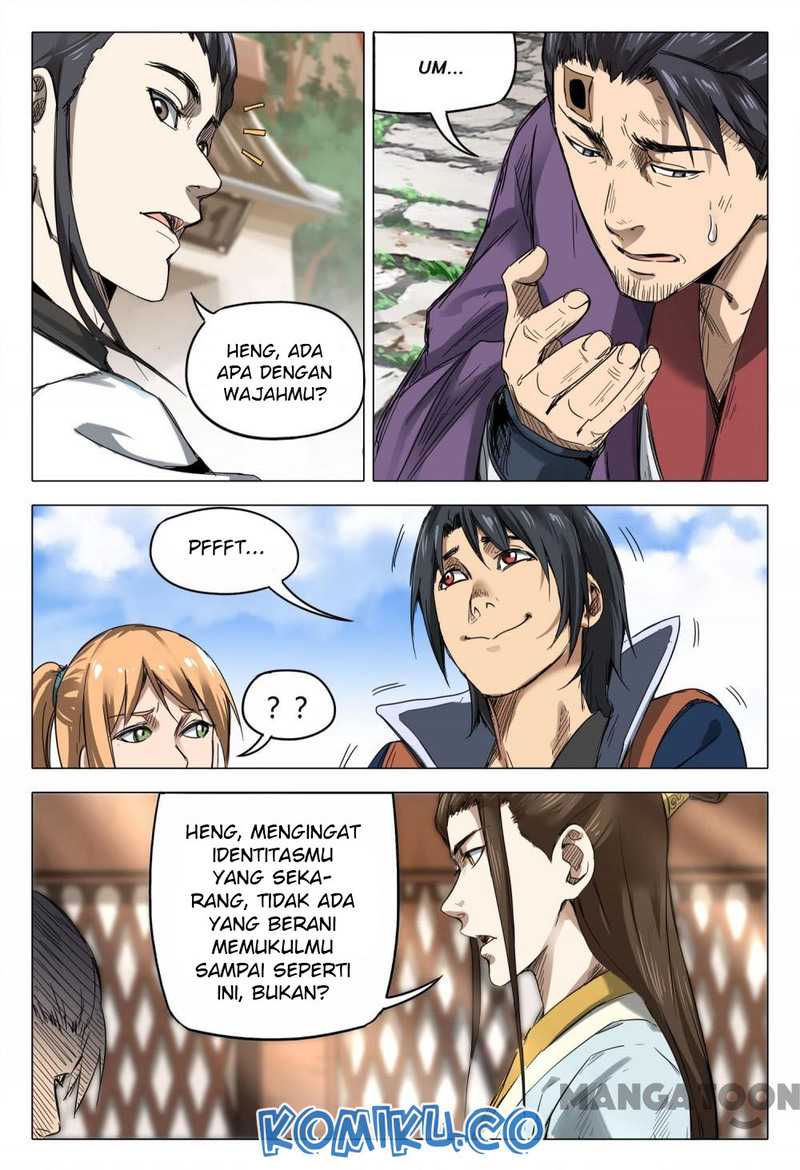 Deity's Path through Ten Thousand Worlds: Chapter 135 - Page 6
