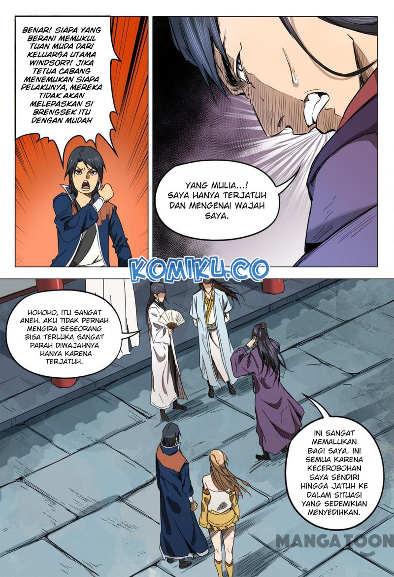 Deity's Path through Ten Thousand Worlds: Chapter 135 - Page 7