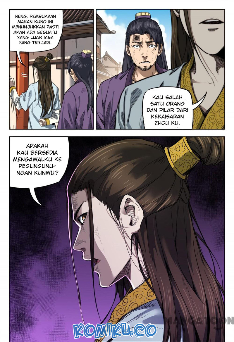 Deity's Path through Ten Thousand Worlds: Chapter 135 - Page 10