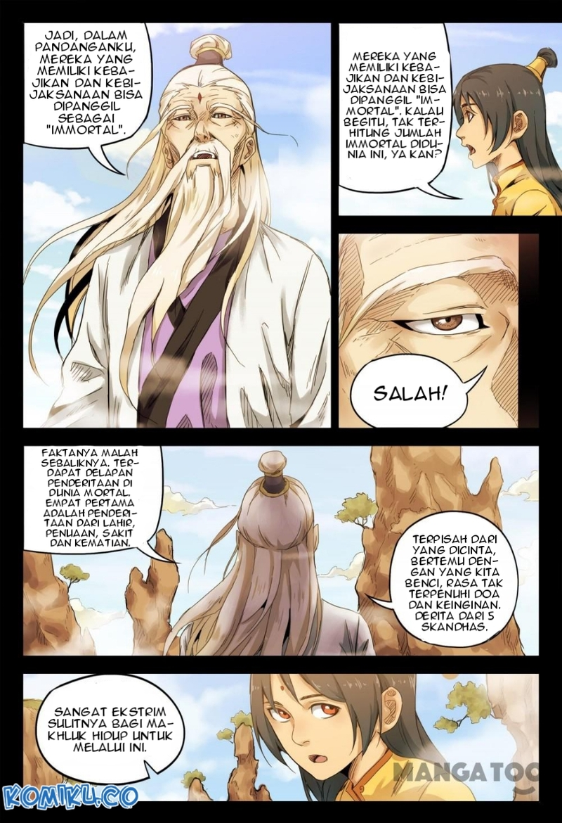 Deity's Path through Ten Thousand Worlds: Chapter 138 - Page 3