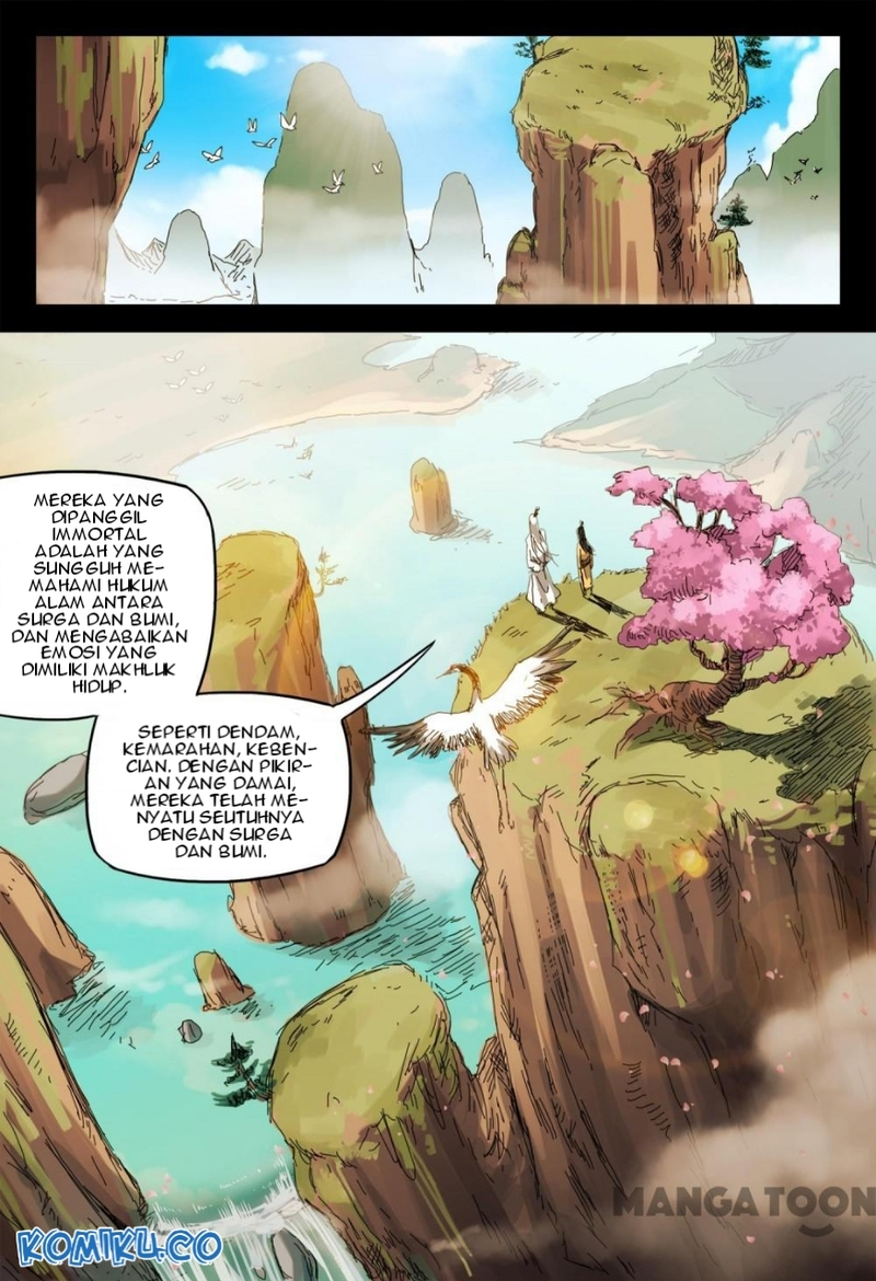 Deity's Path through Ten Thousand Worlds: Chapter 138 - Page 2