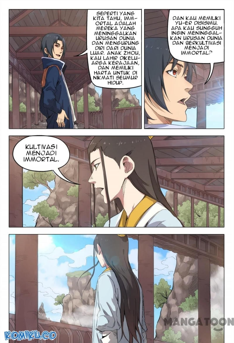 Deity's Path through Ten Thousand Worlds: Chapter 138 - Page 9