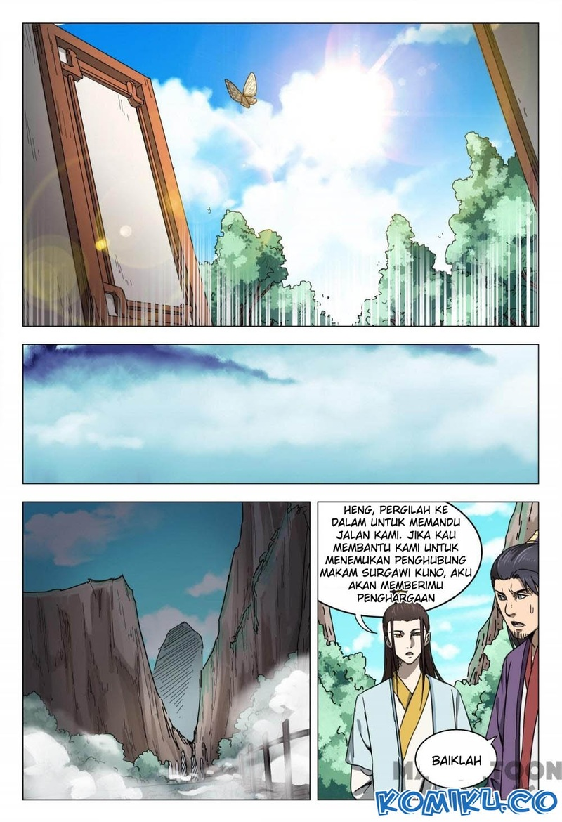 Deity's Path through Ten Thousand Worlds: Chapter 140 - Page 5