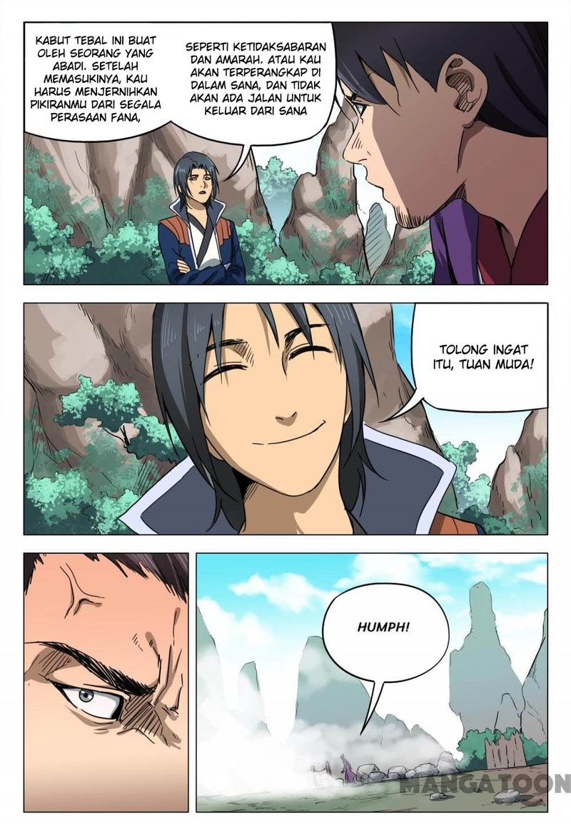 Deity's Path through Ten Thousand Worlds: Chapter 140 - Page 7