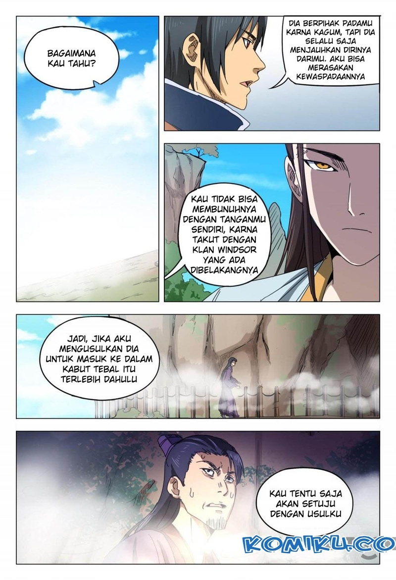 Deity's Path through Ten Thousand Worlds: Chapter 140 - Page 11