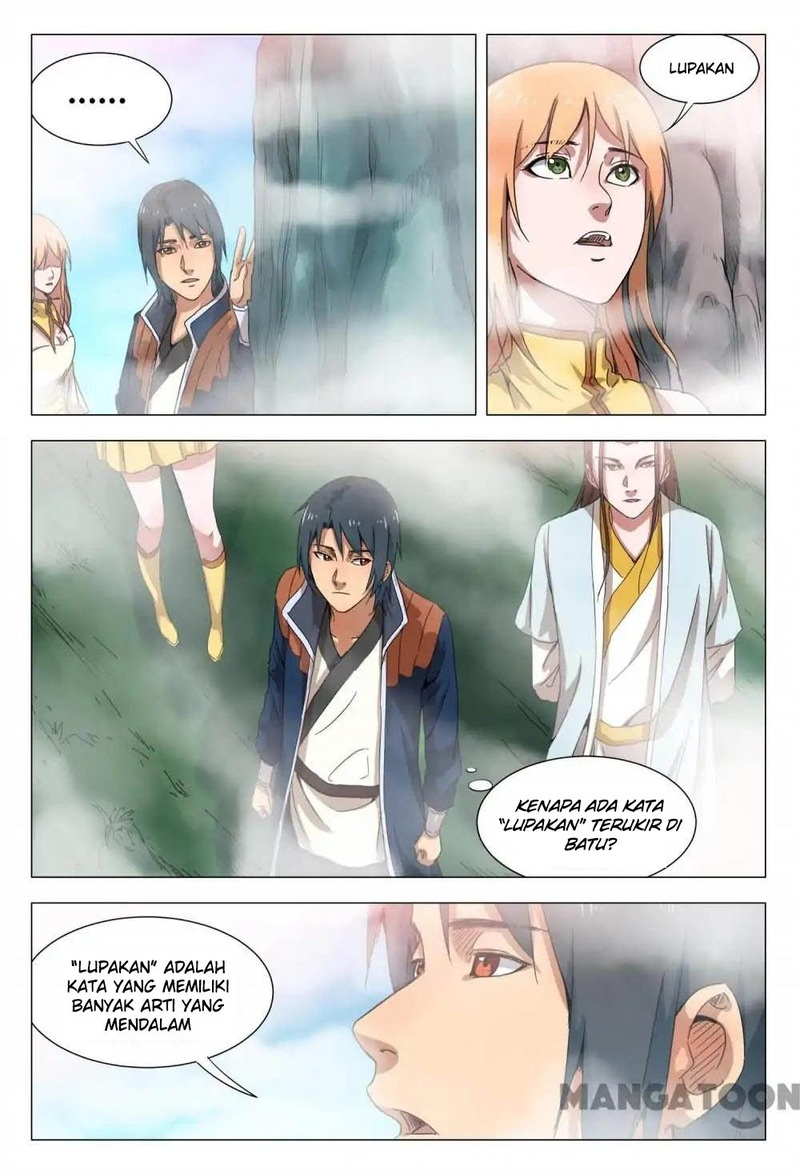 Deity's Path through Ten Thousand Worlds: Chapter 143 - Page 4
