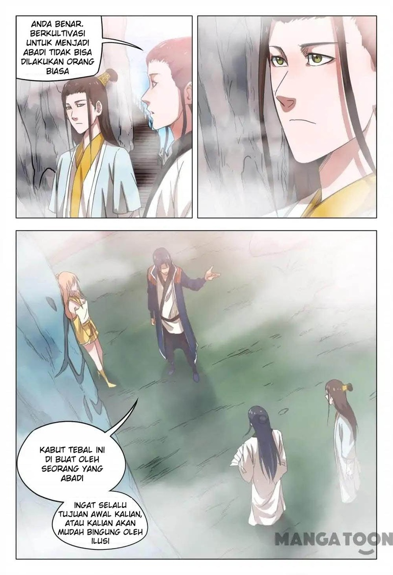 Deity's Path through Ten Thousand Worlds: Chapter 143 - Page 9