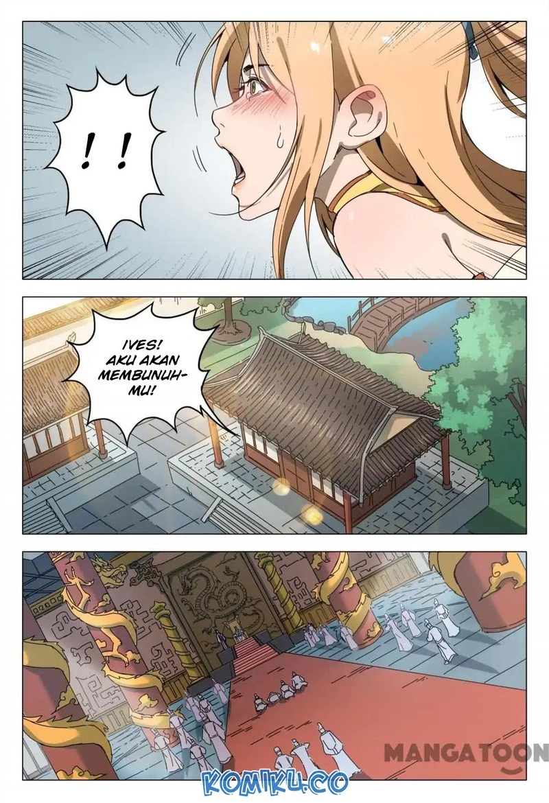 Deity's Path through Ten Thousand Worlds: Chapter 144 - Page 7