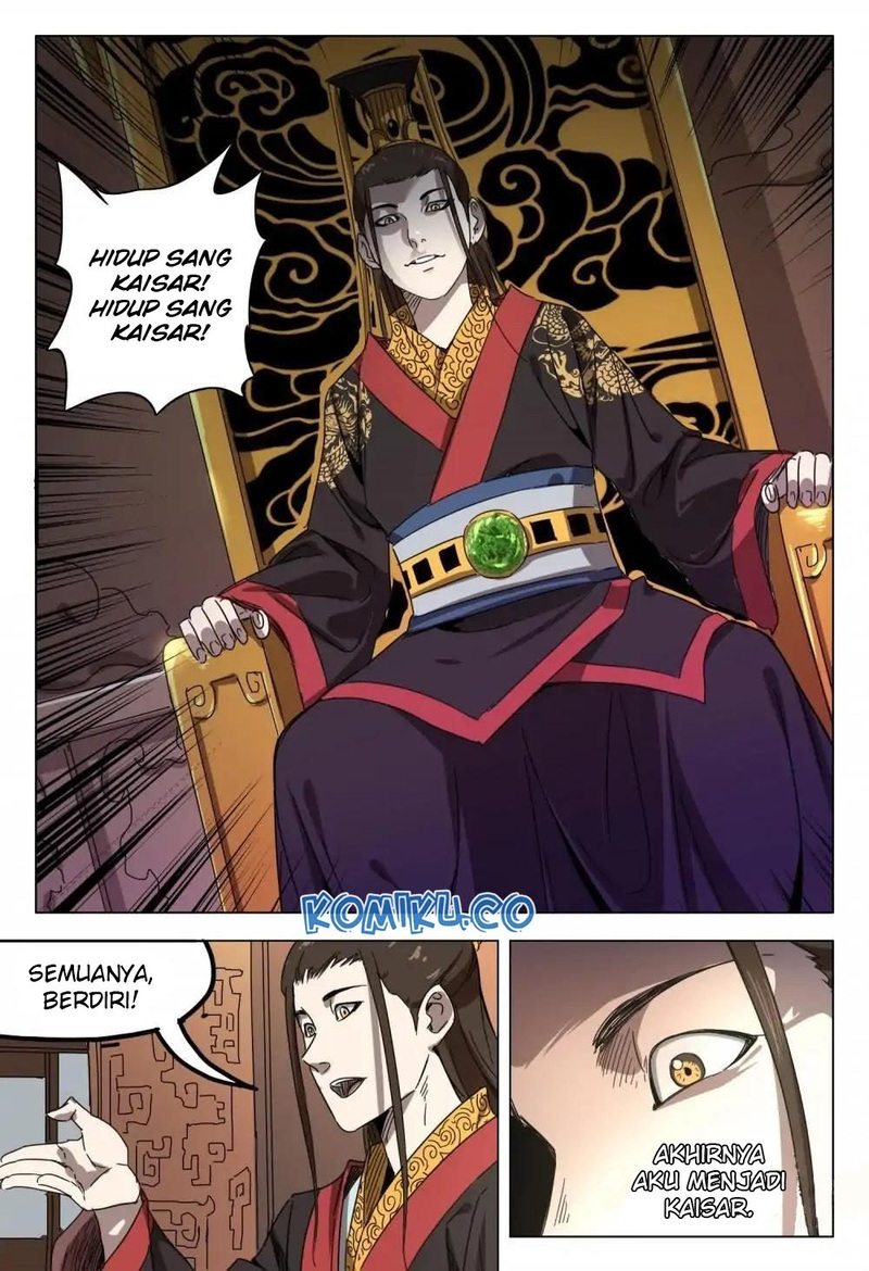 Deity's Path through Ten Thousand Worlds: Chapter 144 - Page 8