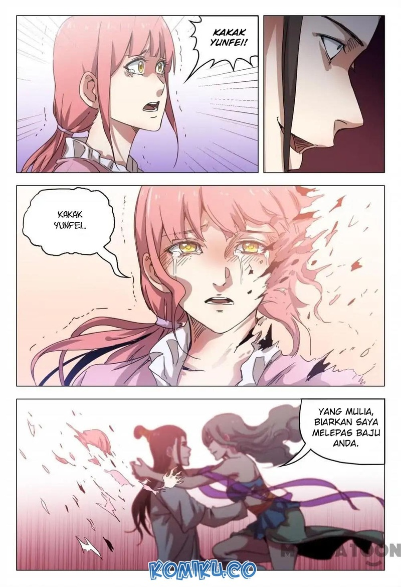 Deity's Path through Ten Thousand Worlds: Chapter 145 - Page 7