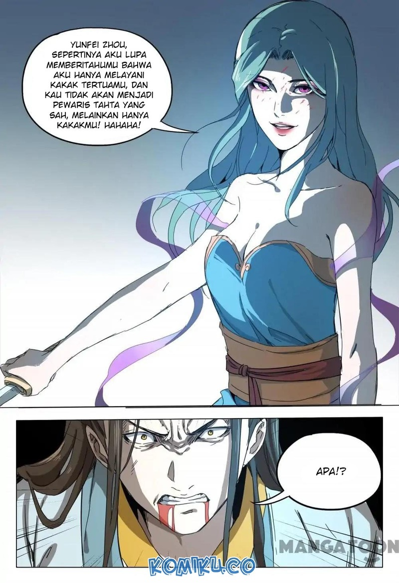 Deity's Path through Ten Thousand Worlds: Chapter 145 - Page 10
