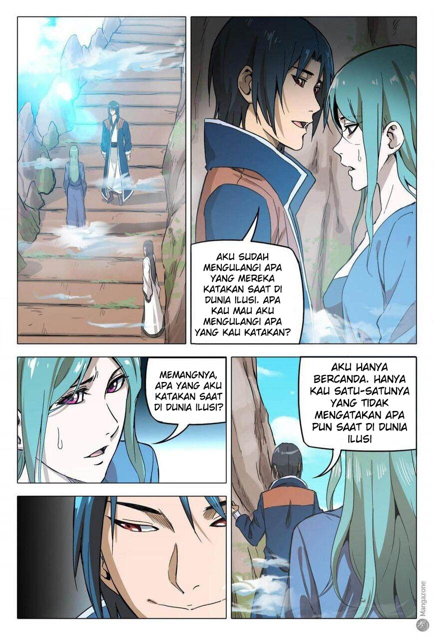 Deity's Path through Ten Thousand Worlds: Chapter 147 - Page 4