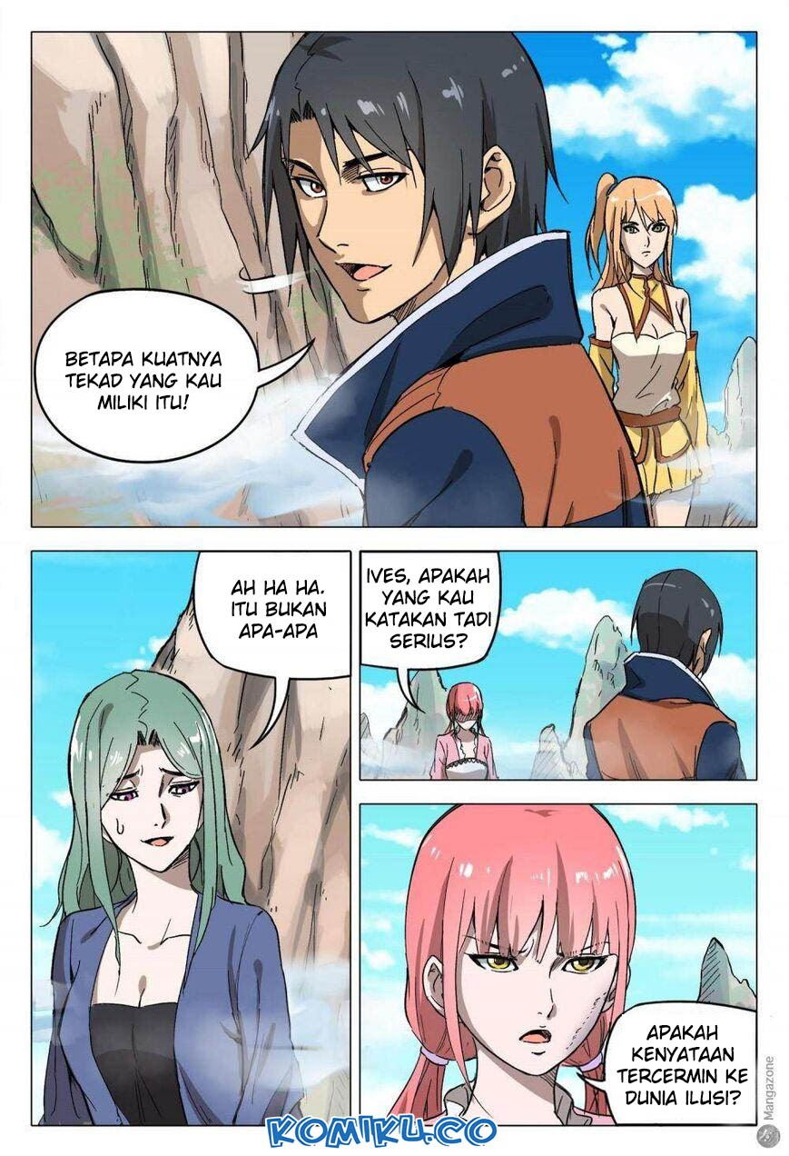 Deity's Path through Ten Thousand Worlds: Chapter 147 - Page 5