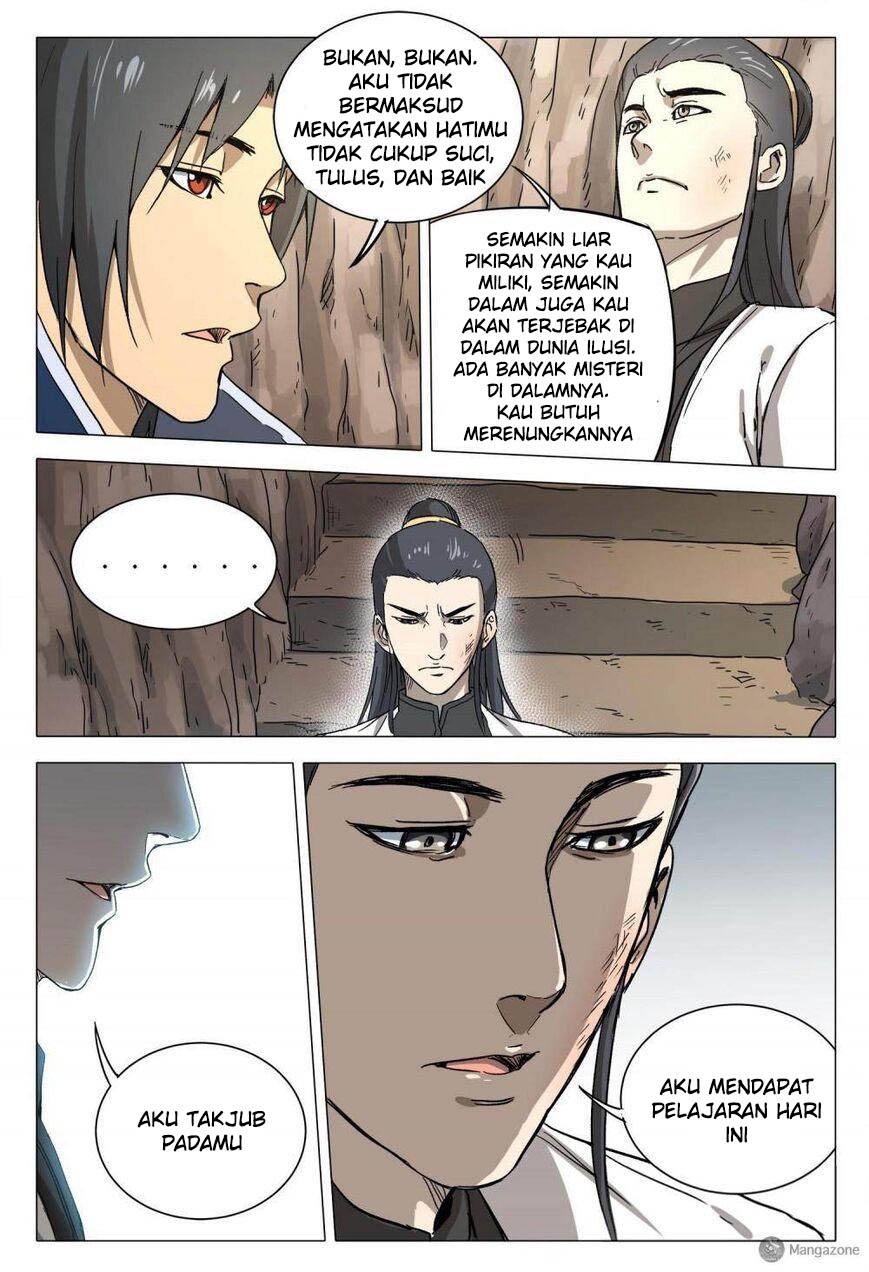 Deity's Path through Ten Thousand Worlds: Chapter 147 - Page 9