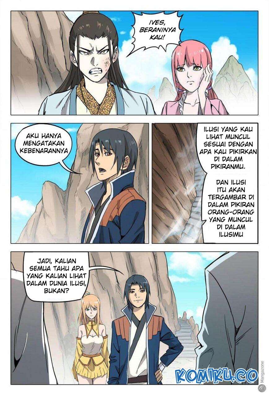 Deity's Path through Ten Thousand Worlds: Chapter 147 - Page 2