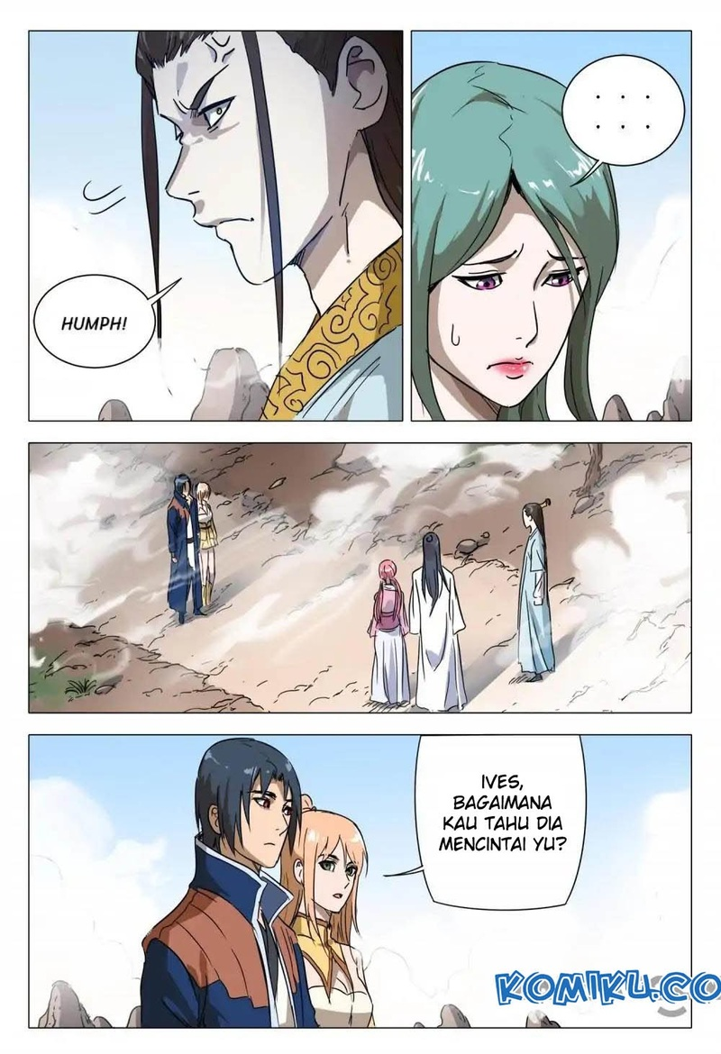 Deity's Path through Ten Thousand Worlds: Chapter 150 - Page 5