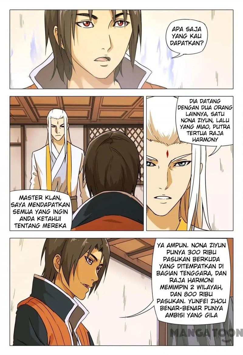 Deity's Path through Ten Thousand Worlds: Chapter 150 - Page 7