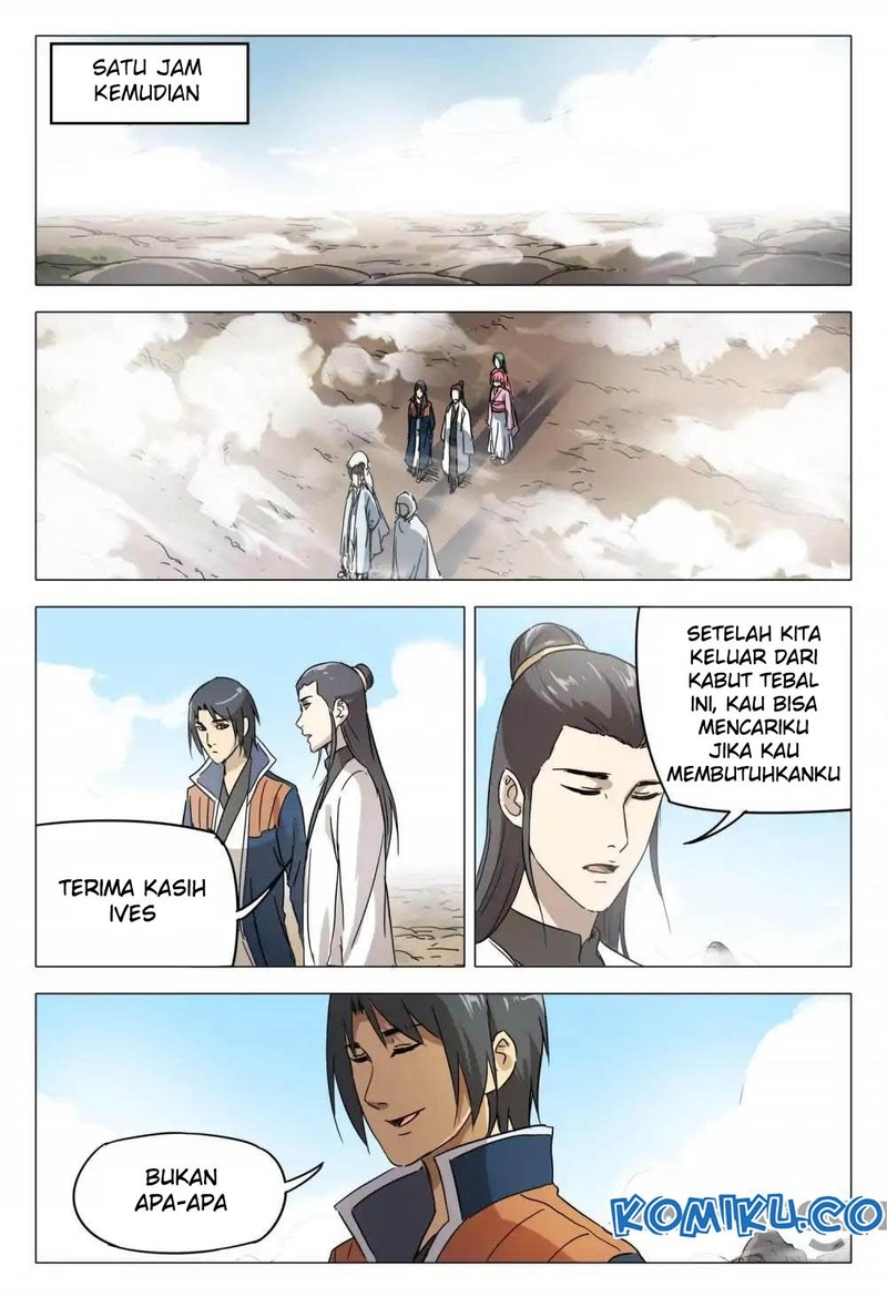 Deity's Path through Ten Thousand Worlds: Chapter 150 - Page 11