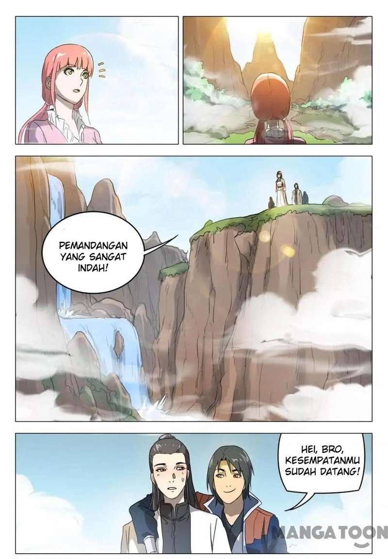Deity's Path through Ten Thousand Worlds: Chapter 150 - Page 13