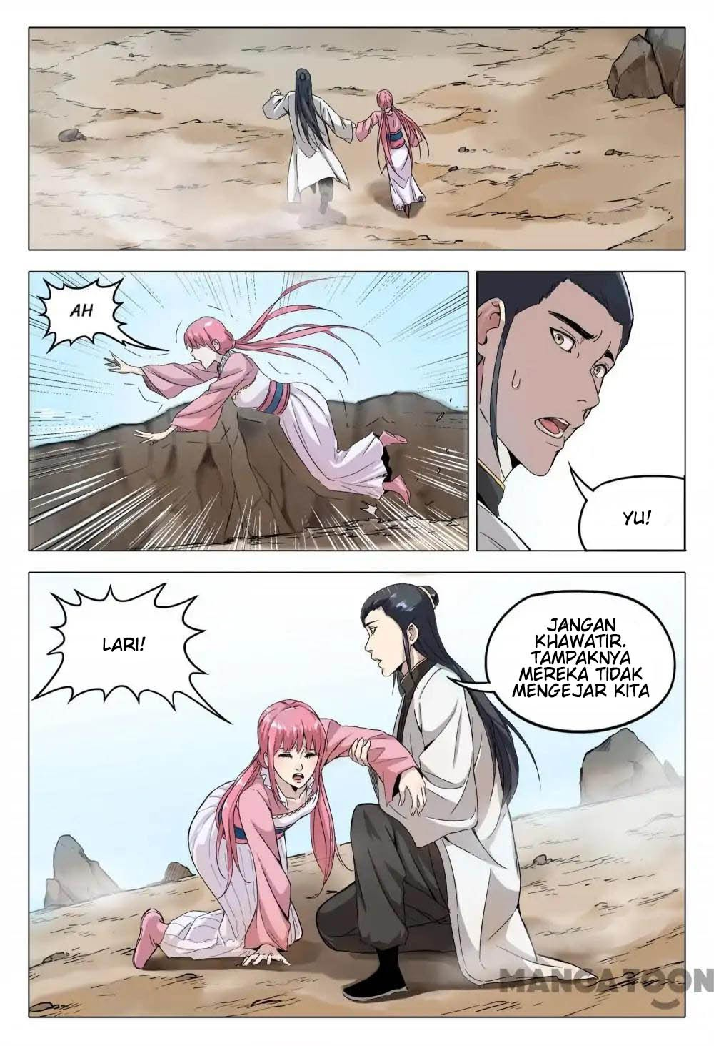 Deity's Path through Ten Thousand Worlds: Chapter 157 - Page 4