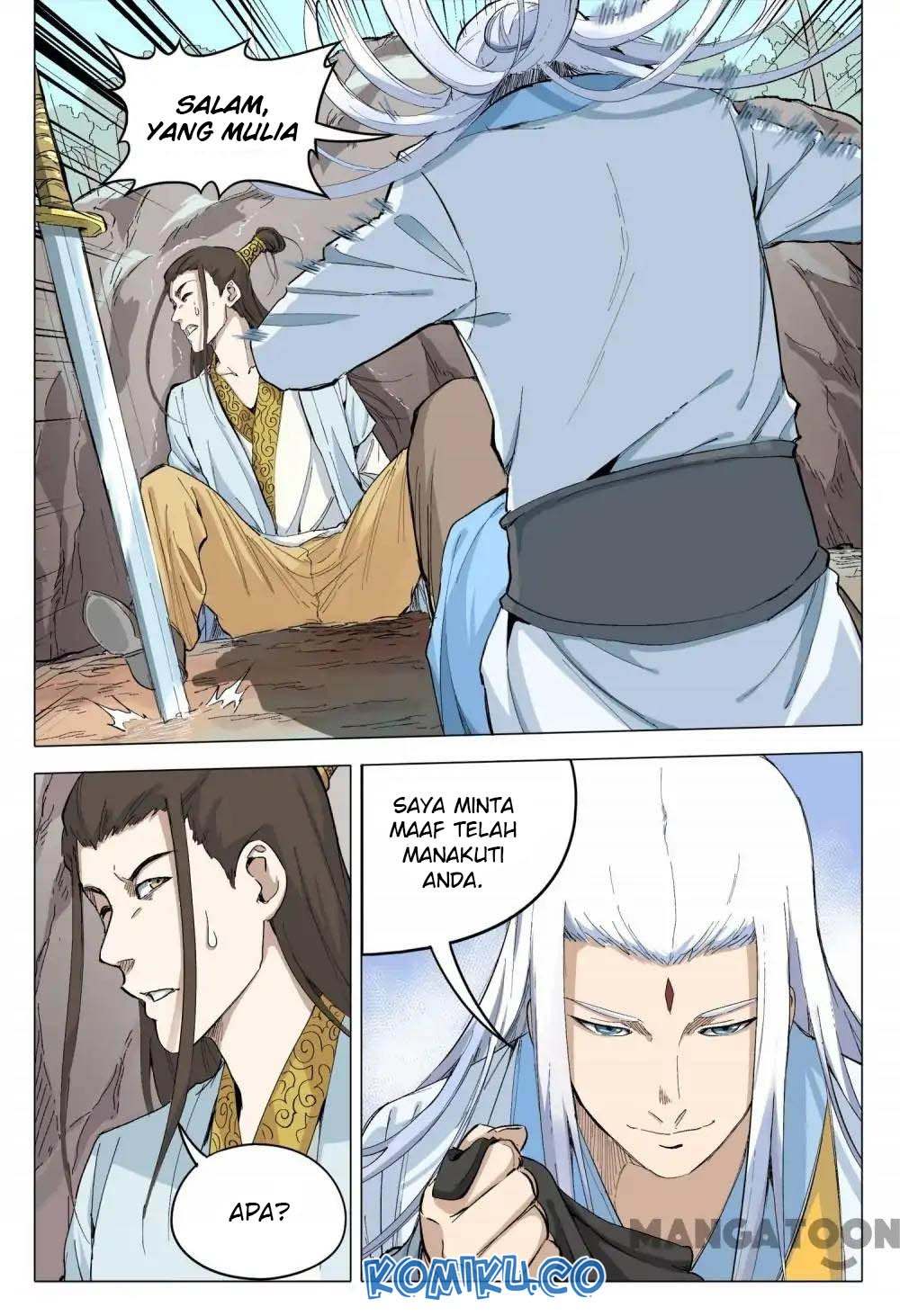 Deity's Path through Ten Thousand Worlds: Chapter 162 - Page 5