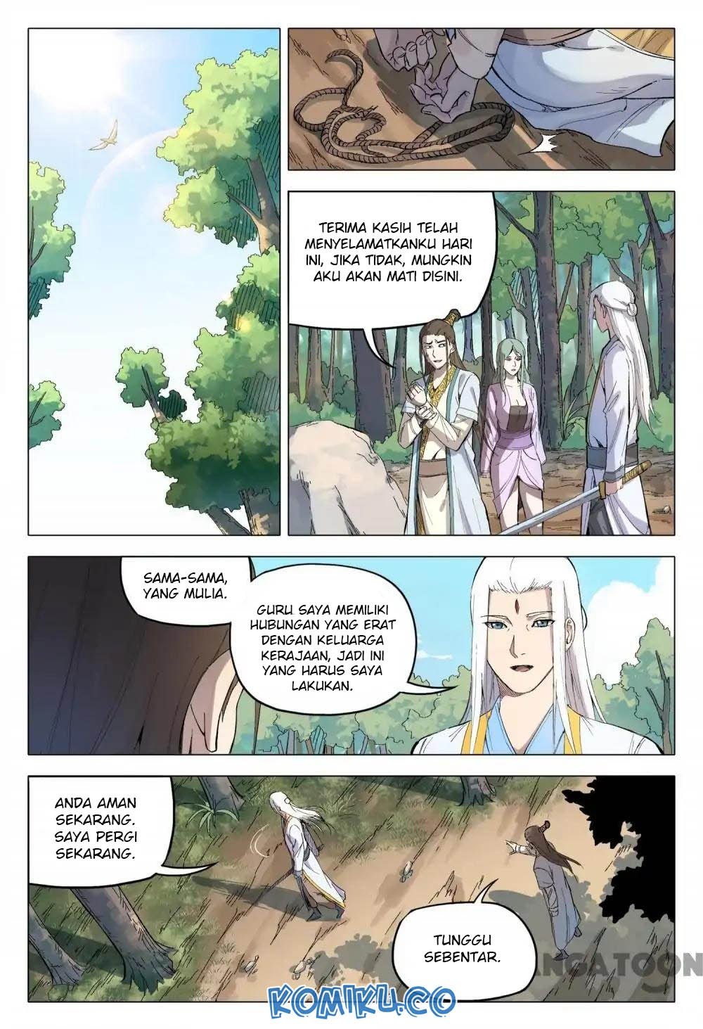 Deity's Path through Ten Thousand Worlds: Chapter 162 - Page 6
