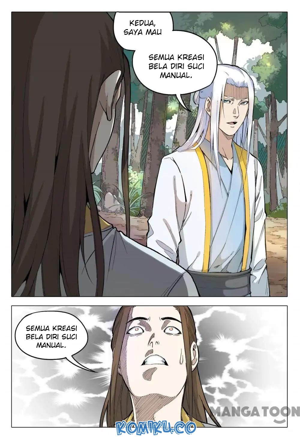 Deity's Path through Ten Thousand Worlds: Chapter 162 - Page 11