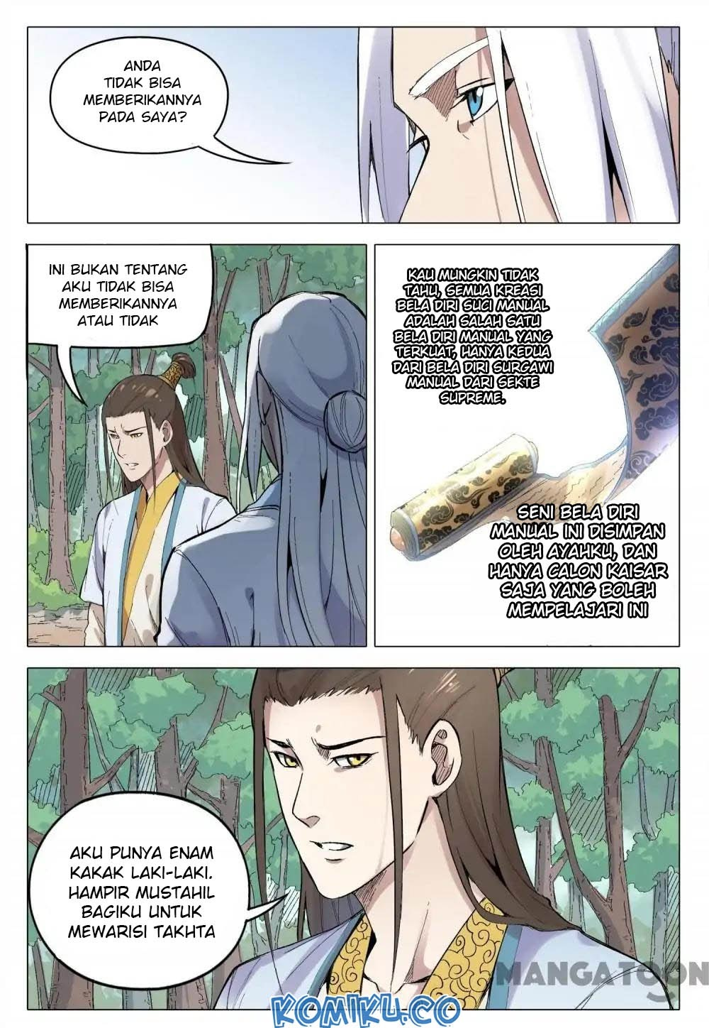 Deity's Path through Ten Thousand Worlds: Chapter 162 - Page 12