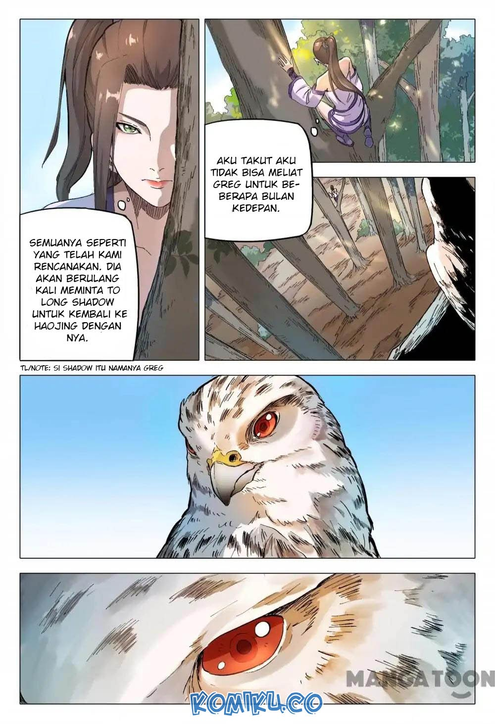 Deity's Path through Ten Thousand Worlds: Chapter 163 - Page 8