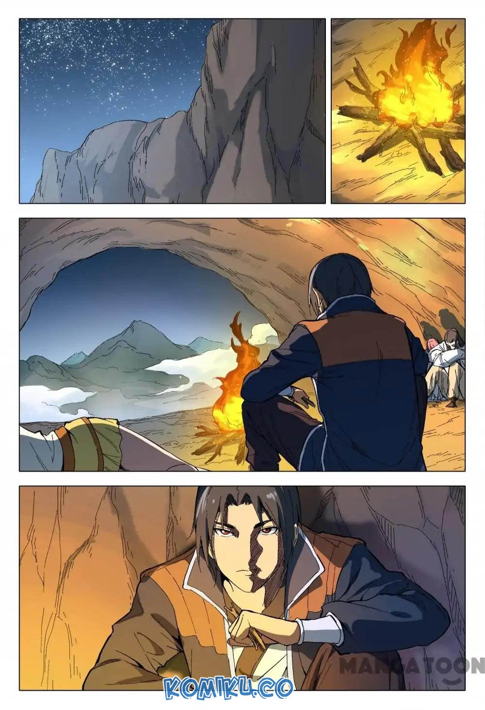 Deity's Path through Ten Thousand Worlds: Chapter 163 - Page 9
