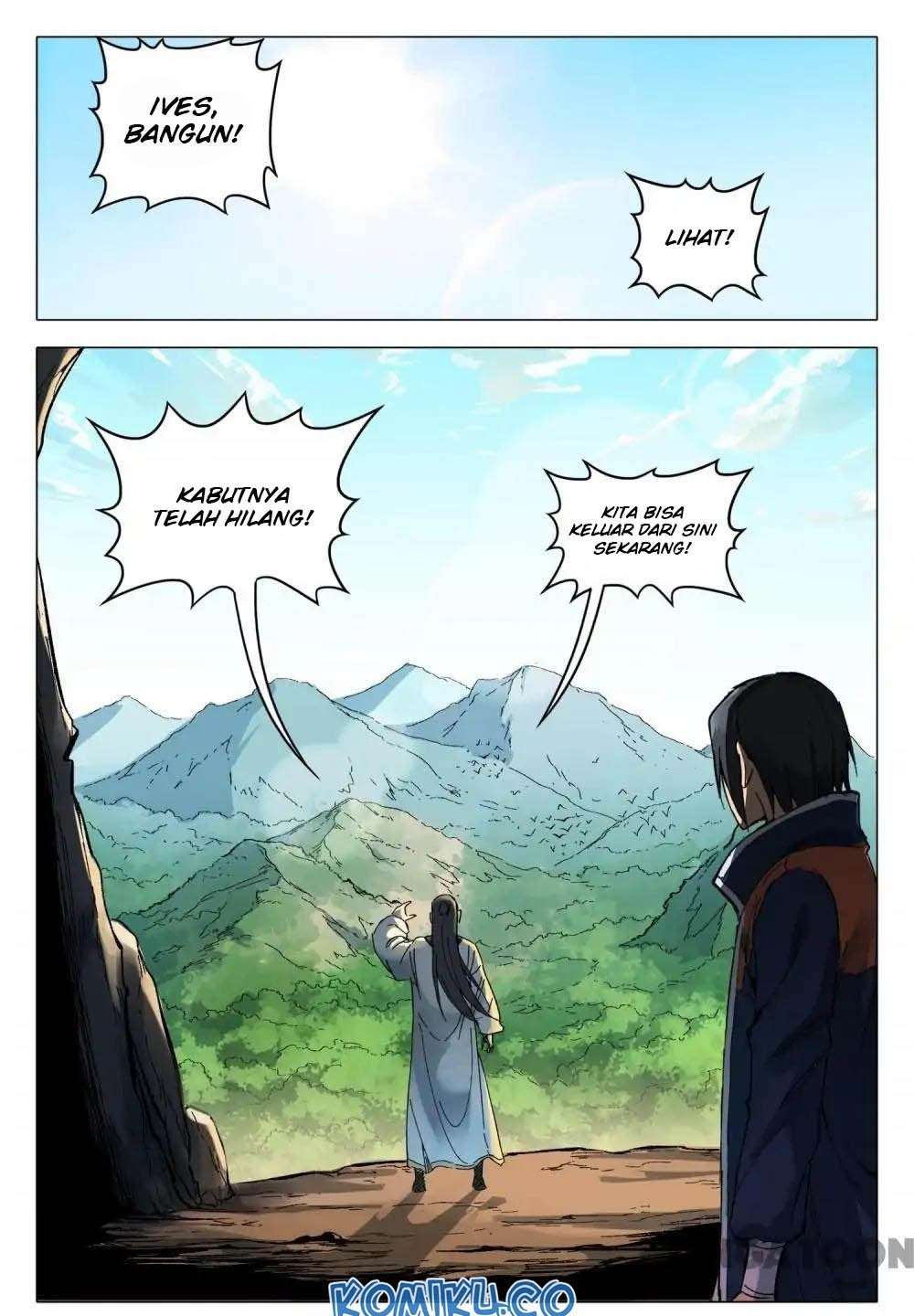 Deity's Path through Ten Thousand Worlds: Chapter 163 - Page 12