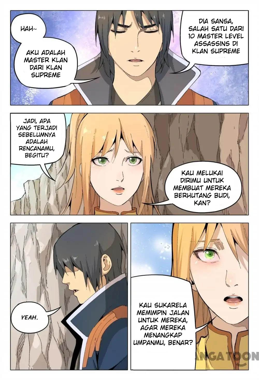 Deity's Path through Ten Thousand Worlds: Chapter 165 - Page 5