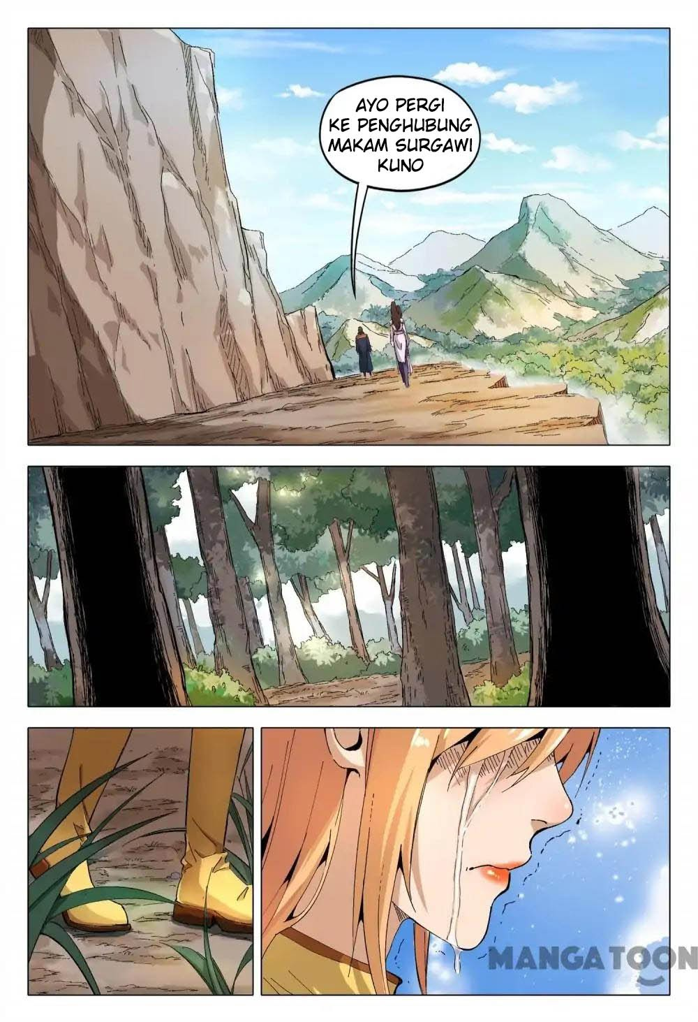 Deity's Path through Ten Thousand Worlds: Chapter 165 - Page 12