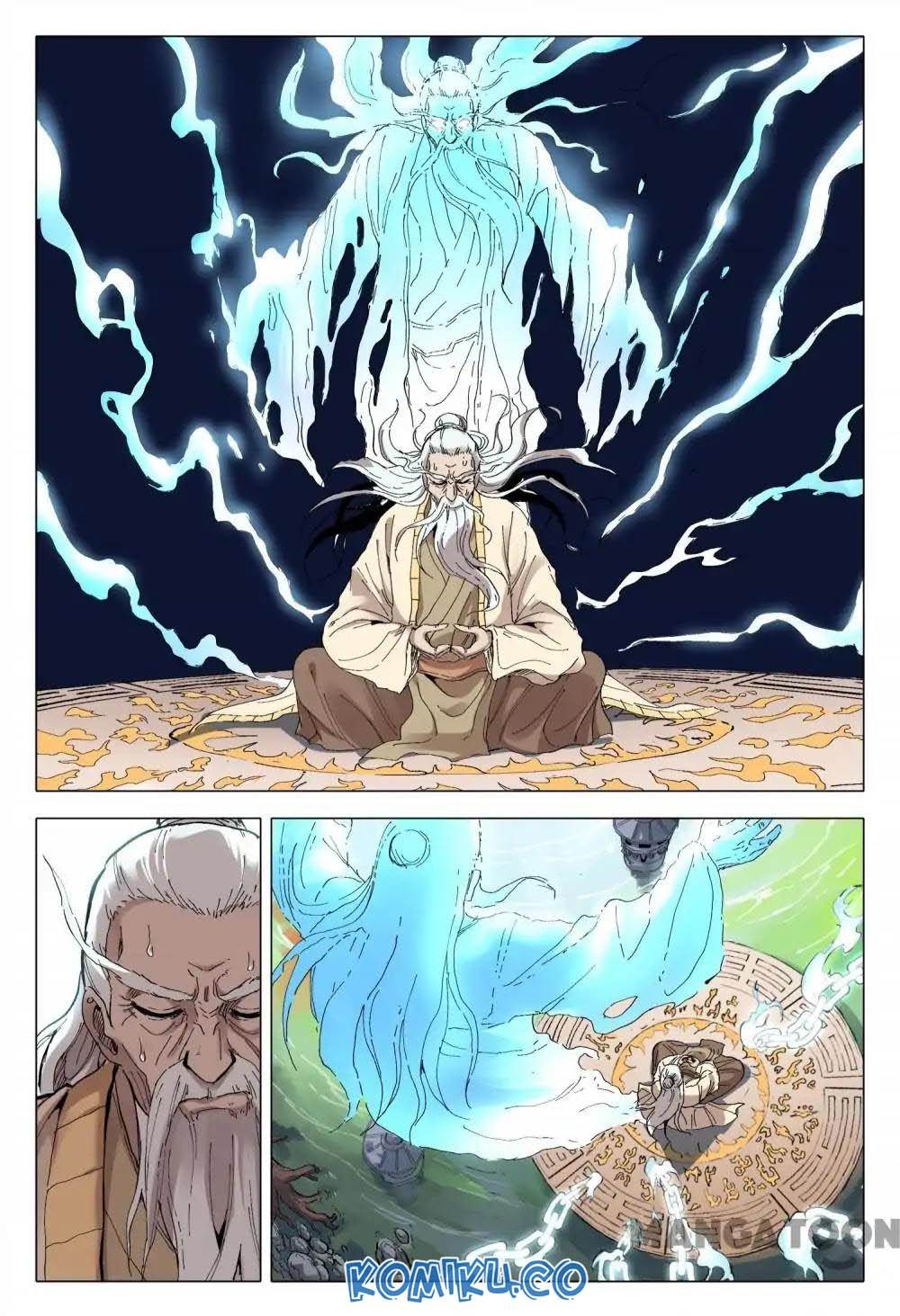 Deity's Path through Ten Thousand Worlds: Chapter 169 - Page 4