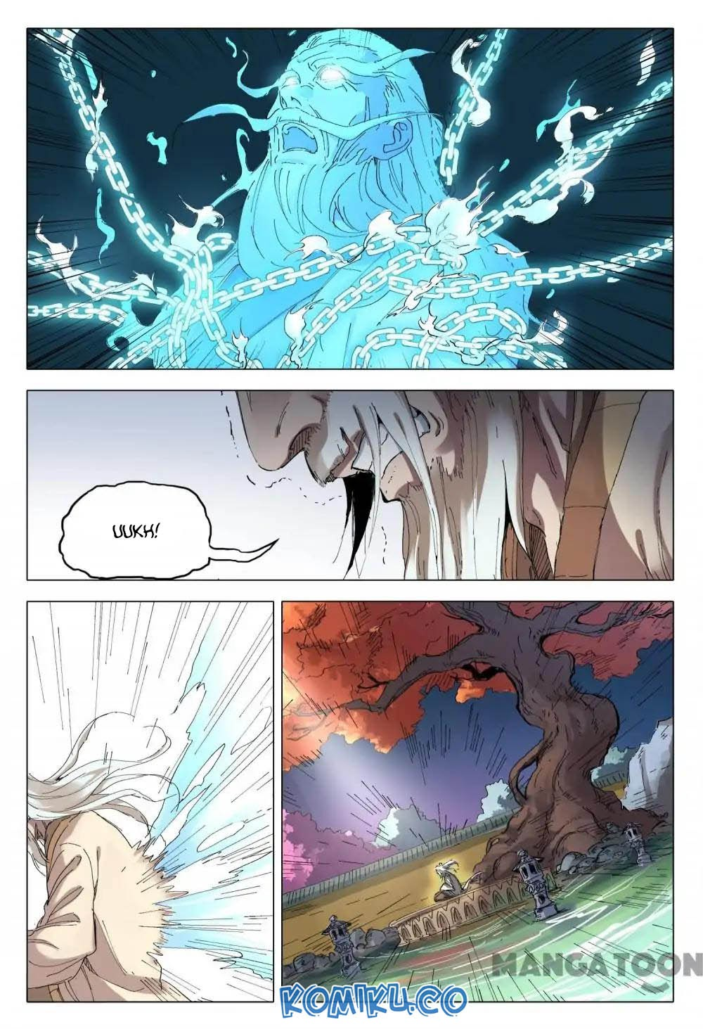 Deity's Path through Ten Thousand Worlds: Chapter 169 - Page 5